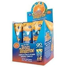 Beyond Tangy Tangerine Drink Mix Vitamins Miners Amaino Acids - 30 Packets - 3 P - $394.99