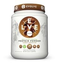 Evolve Protein Powder, Classic Chocolate, 20g Protein, 2 Pound - $37.02
