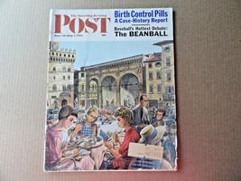 Saturday Evening Post Magazine June 30 thru July 7 1962 Complete - $9.99
