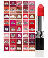 AVON TRUE COLOR NOURISHING LIPSTICK **You Choose**SEALED RETIRED - $10.75