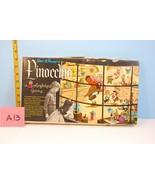 A Colorforms Game: Walt Disney's Pinocchio 1962 - $32.58
