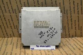 1998 Mercedes C280 ML320 Engine Control Module ECU A0235459732 100-4E7 - $9.99