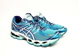 Asics Gel Evate 3 Women's Size 7.5 Running Shoes T566N Blue Turquoise Pu... - $43.65