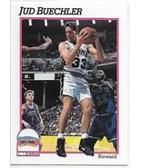 1991-92 Hoops #432 Jud Buechler NM-MT Spurs - $0.99