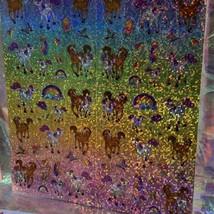 Lot Of 3 Lisa Frank Full Sticker Sheets Rainbow Chaser Lollipop Prism HTF image 2