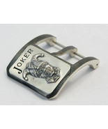 "Watch Buckle ""JOKER"" For Watch Band Strap 24 mm Sterling Silver - $149.00"