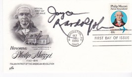 JOYCE RANDOLPH AUTOGRAPH ON US FIRST DAY COVER THE HONEYMOONERS - $10.38