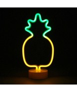 Neon Light Sign LED Lamp Decor Kids Gifts Battery or USB Operated +FREE ... - $14.16