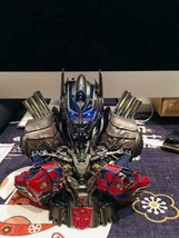 Transformers Age Of Extinction Limité 150 IN Mondial Optimus Prime Figurine - $750.52