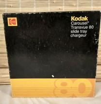 Genuine Kodak Carousel Transvue 80 Slide Tray - $29.65