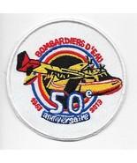 France Securite Civile Bombardier d'Eau 50 years Ministere lnterieure sm... - $10.99