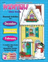Winter Idea Book [Paperback] [Apr 01, 2002] Scholastic - $6.57