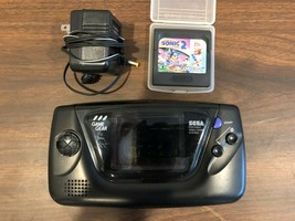 Sega Game Gear handheld system - with Sonic 2 game included - $51.48