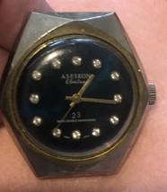 Vintage Aseikon Men's Watch Electra Diamond Hong Kong  Works - $97.97