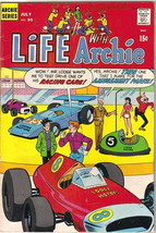 Life With Archie Comic Book #99, Archie 1970 VERY GOOD+/FINE- - $8.32