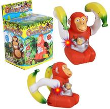 Funny Electronic Tumbling Orangutan Toys 360 Degree Rotation Orangutan w... - $16.48