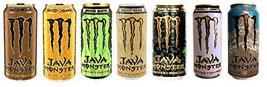 New Monster Java Variety Pack : Loca Moca, Salted Caramel, Mean Bean, Ir... - $38.60