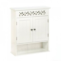 Ivy Trellis Wall Cabinet - $92.99