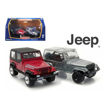 1987-95 Jeep Wrangler YJ Hobby Only Exclusive 2 Cars Set 1/64 Diecast Mo... - $30.60