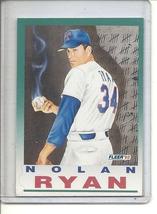 (b-32)  1992 Fleer #710 - Nolan Ryan - $2.00