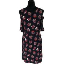 Tommy Hilfiger Women's foral Cold Shoulder Dress -  Size 6 - $34.65