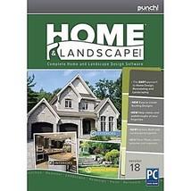 Punch! Home & Landscape Design Software v18 - $33.25