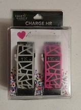 2-pack Smart Buddie Accessory For Fitbit Charge HR Pink/Gray (#008) - $5.93