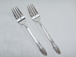 Rogers Bros First Love Silverplate Lot of 2 Sal... - $13.85
