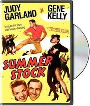 DVD - Summer Stock DVD  - $23.94