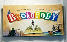 Late for the Sky Bookopoly Novel Property Trading COMPLETE Board Game - $36.58
