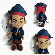 "Disney Store Captain Jake Plush Jake and the Neverland Pirates 12"" Toy - $19.78"
