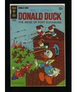 Walt Disney's Donald Duck #127 VG 1969 Gold Key Comic Book - $5.44