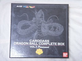 SALE BANDAI Carddass DRAGONBALL Z Complete Box Vol.1 - $312.84