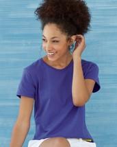 100 Gildan Ladies Cotton T-Shirt Women 5000L Bulk Lot ok to mix S-XL & Colors - $253.76