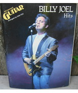 Billy Joel Hits/ 52nd St Greatest Guitar Songbooks 60's-80's - $15.00