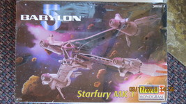Babylon 5 Starfury MK 1, Revell - 1:72 scale model; # 85-3621 - $79.99