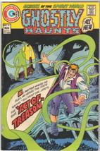 Ghostly Haunts Comic Book #36, Charlton Comics 1973 VERY FINE- - $14.03