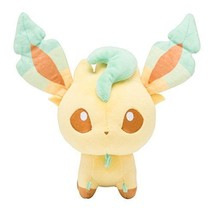 Pokemon Center Original Plush doll Pokemon Dolls Leafeon JAPAN OFFICIAL ... - $78.16