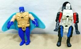 "TRANSFORMERS 1996 Hasbro Takara Beast Wars StingRay & Wolf 3.5"" Action F... - $9.99"