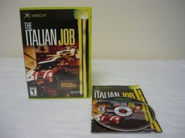 Italian Job XBOX Action Racing High Speed Complete Video Game - $5.69