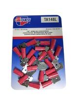 """Carquest TA148L TA 148L 22/18 Gauge 1/4"""" Slide-On Connectors Brand New - $16.08"""