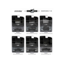 Black Bandit Series 13, 6pc set 1/64 Diecast Model Cars by Greenlight 27790 - $72.36