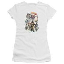 Authentic DC Comic Aquaman Movie King of Atlantis Ladies T-shirt Jr S M L X 2X - $25.99+