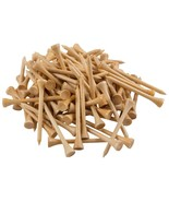 Bamboo Wooden Golf Tees, All Sizes Available - $5.25+