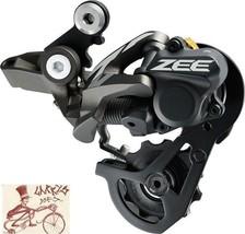 SHIMANO ZEE M640-SSW SHADOW+ 10-SPEED DOWN HILL MTB REAR BICYCLE DERAILLEUR - €57,67 EUR