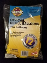 BALZAC New Sealed Official Balloon Ball Official Refill Balloons 1998 pa... - £12.14 GBP