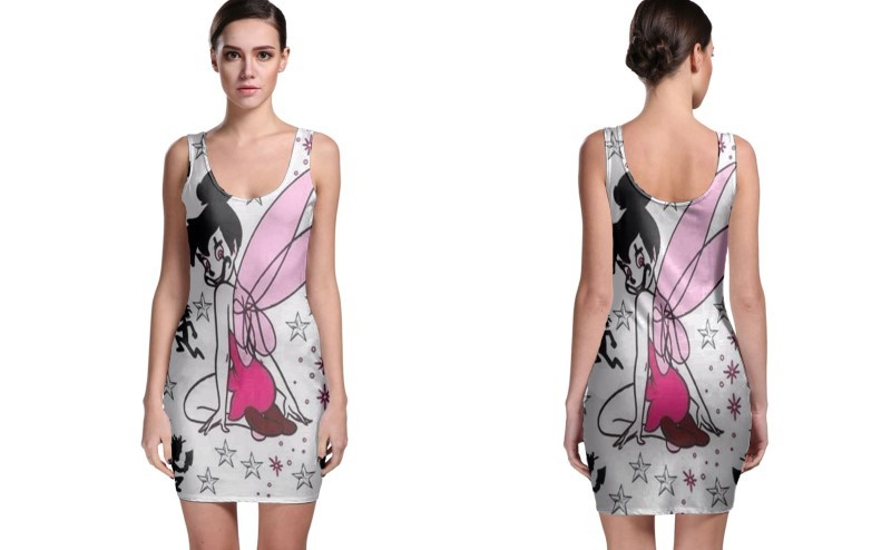 ICP BODYCON DRESS FOR WOMEN