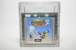 Tony Hawk's Pro Skater 2 (Functional Cartridge) (Game Boy Color) (CGB-BT... - $4.00