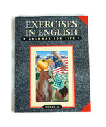 Exercises in English Grammar for Life Level E - $10.37