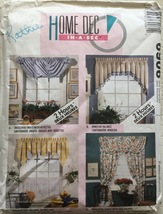 McCall's 6906 or 869 Home Dec In-A-Sec  Window ... - $7.99